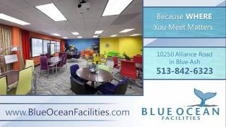 Blue Ocean Facilities Creative Offsite Meeting Space Cincinnati