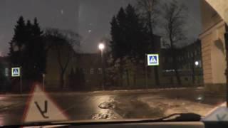 Автонакат - Хитрый , но обычный разворот на перекрестке.