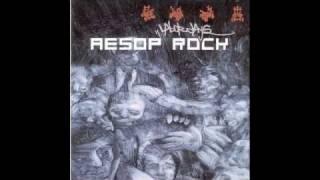 Aesop Rock - 9-5er's Anthem