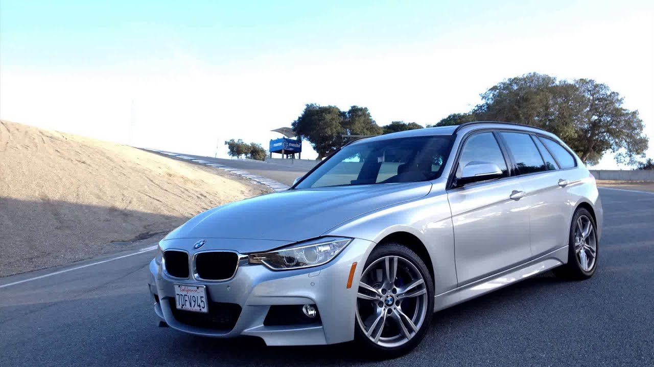 Bmw 328i Wagon >> 2015 model bmw 3 series sports wagon 328i x - YouTube