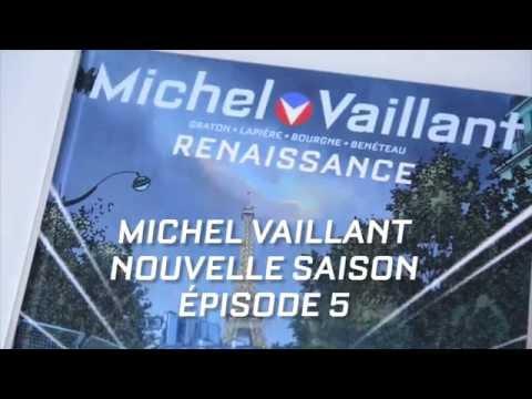Le secret des couleurs de Michel Vaillant