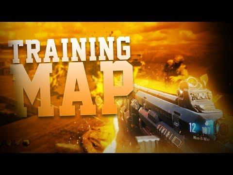 TRAINING MAP - HOSTIA TIO QUE NO LO HE ENCHUFADO - ZOMBIES BO3