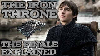 The Finale | Game of Thrones Season 8 Episode 6 The Iron Throne Review and Analysis