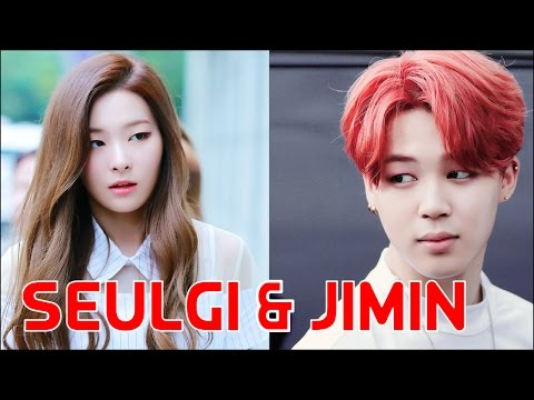 bts jimin dating rumours