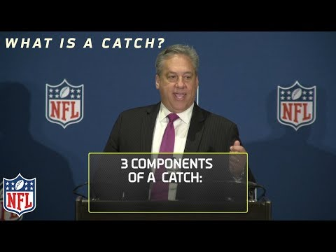 The New NFL Catch Rule Explained | NFL