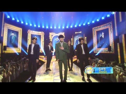WINNER -'컬러링(Color Ring)' 0817 SBS Inkigayo