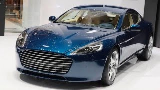 2017 Aston Martin Rapide S start-up, engine & in-depth review