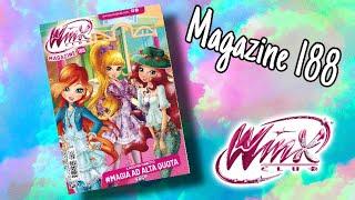 Winx Club - Magazine 188