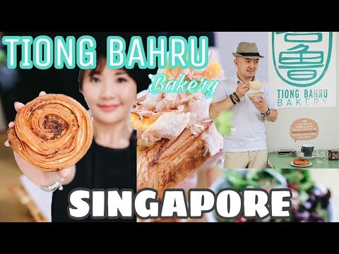 SINGAPORE Best Croissant at Tiong Bahru Bakery - Vlog Myfunf