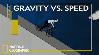 The Perils of Downhill Cycling | Science of Stupid: Ridiculous Fails