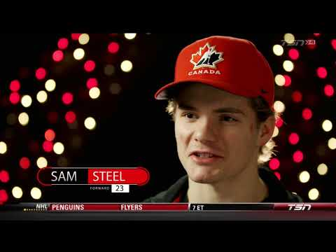 Carter Hart Team Canada Feature (HD)