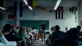 Врезал учителю ... отрывок из фильма (Паранойя / Disturbia) 2007