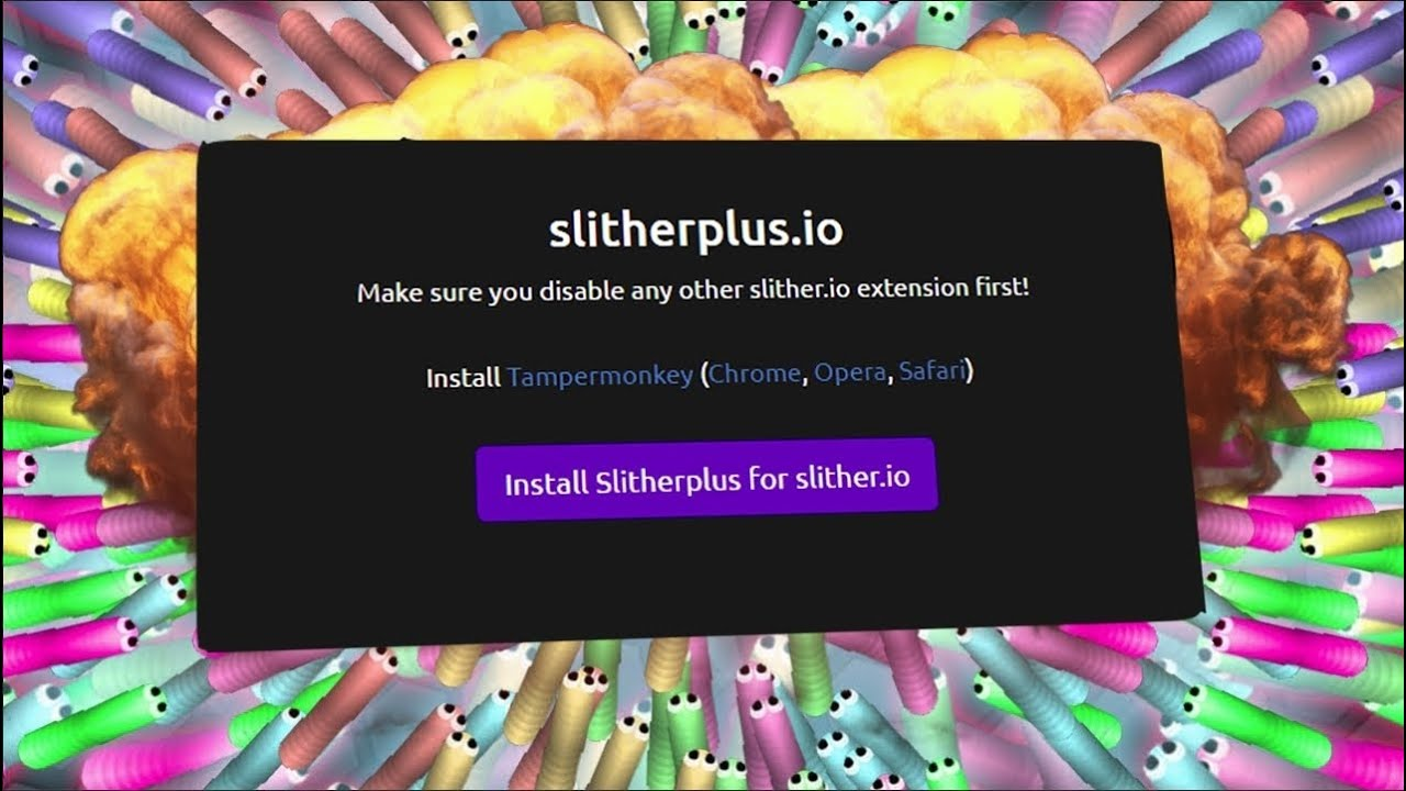 Official Browser Extension 2019 - SlitherPlus io