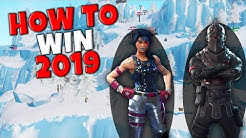 How To Win Your 1st Game Of Fortnite In 2019! | Battle Royale Tips