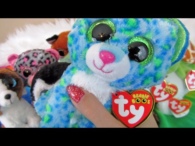 Super Sale of Beanie Boo's at Jo-Ann Fabric Store Haul | Beanie Boos TY Unboxing