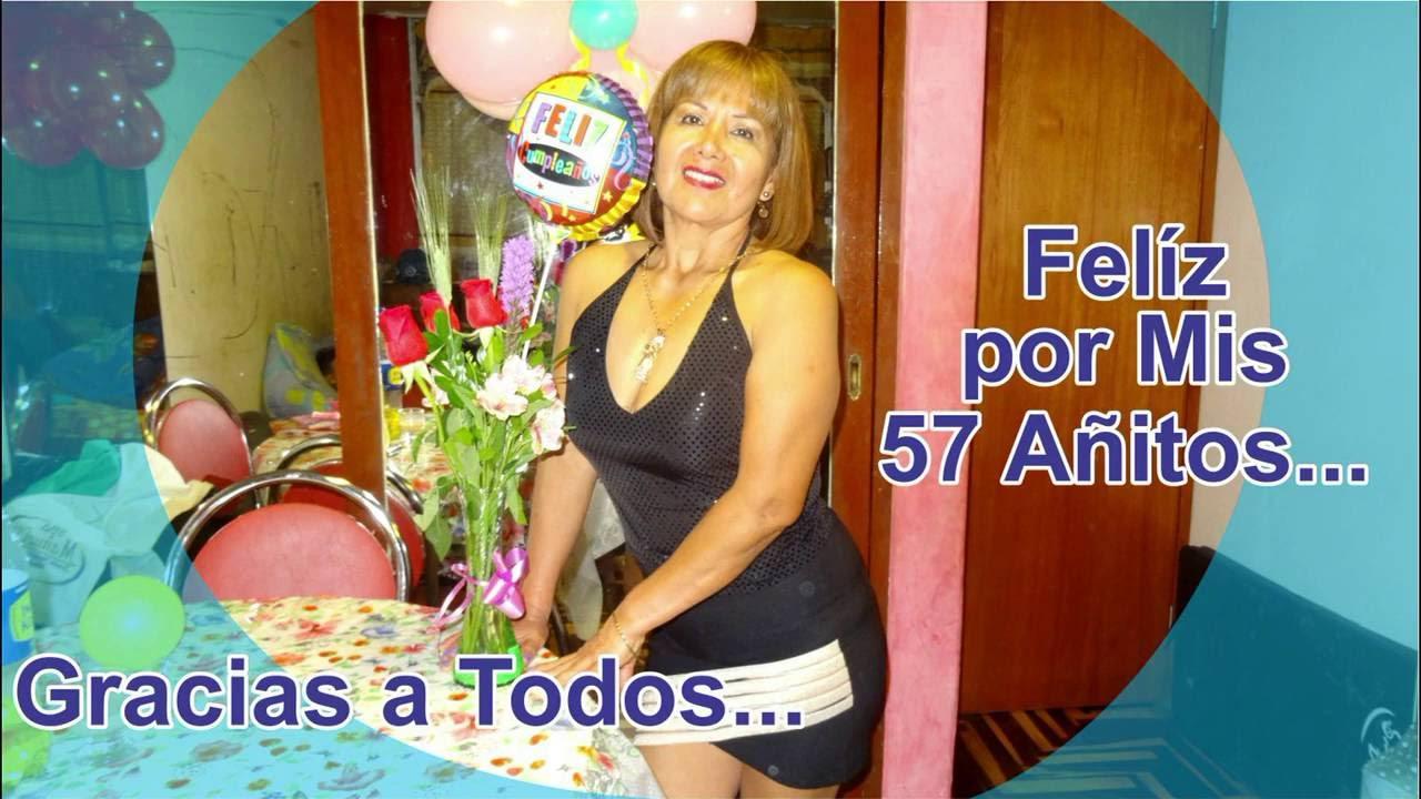 Cumpleaños - Magna 57 Años.