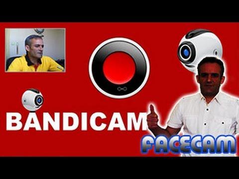Facecam Bandicam Ile Ekleme Nasil Mi Yapilir