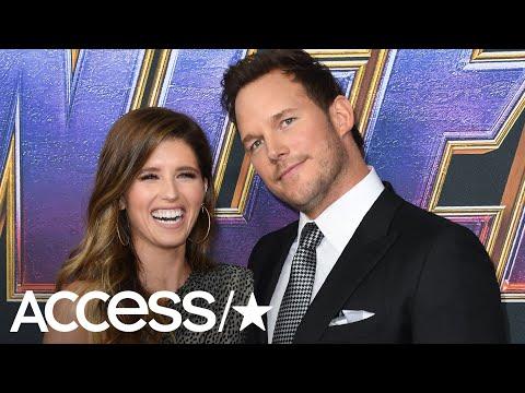 Chris Pratt & Katherine Schwarzenegger Hit First 'Avengers' Premiere As A Couple! | Access