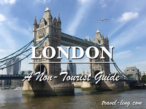 The Non-Tourist Guide to London
