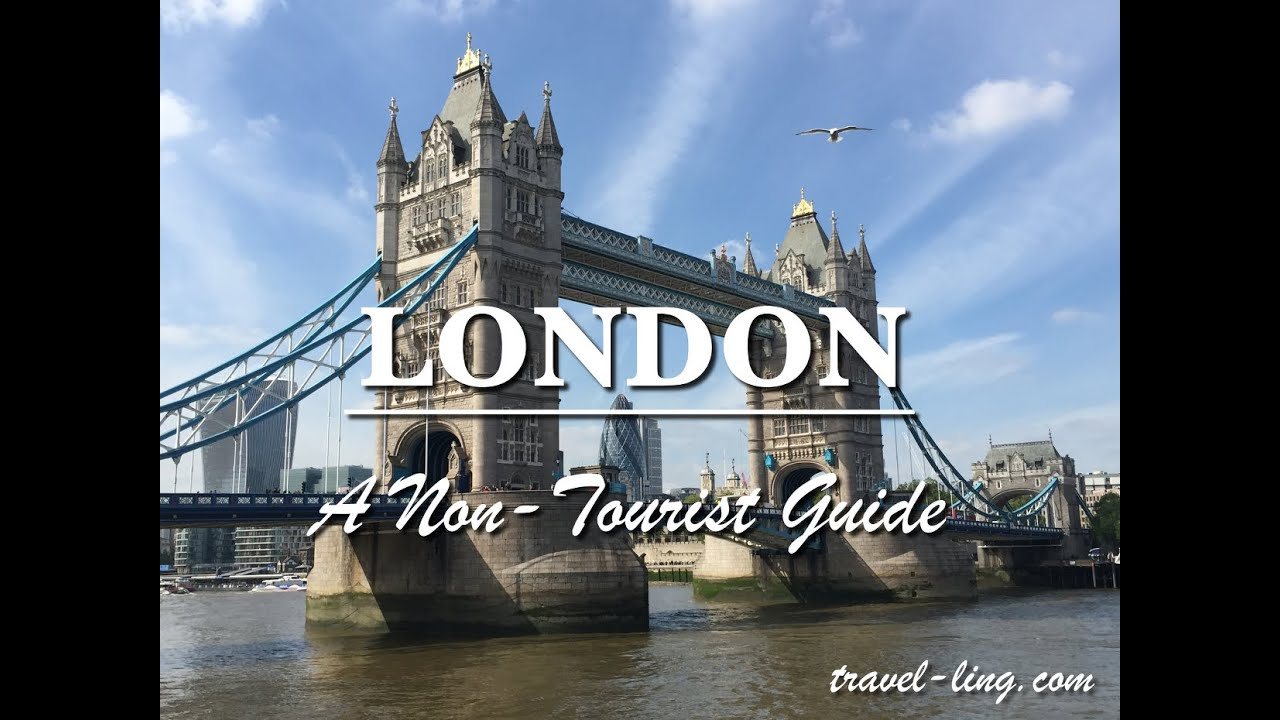 The Non-Tourist Guide to London