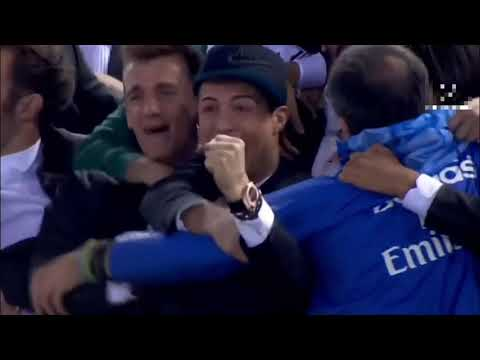 The day bale suprised Barcelona