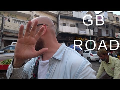 Lost On GB Road | Tales From India 🇮🇳