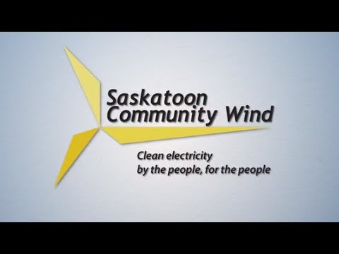 Saskatoon Community Wind   About Us