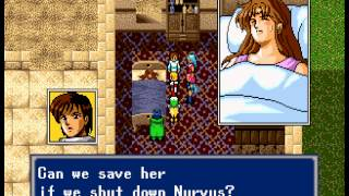 Phantasy Star IV - Vizzed.com Play Alys is wounded - User video