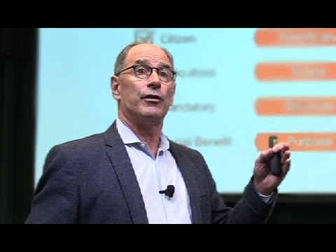 Prof Roger Martin - What is Social Entrepreneurship? - YouTube