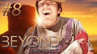 LIFE AT THE FARM - Beyond: Two Souls - Gameplay, Walkthrough - Part 8