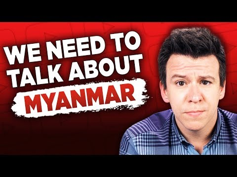 We Need To Talk About Myanmar & The Reuters Reporters Sentencing…