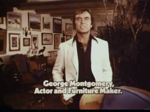 1970u0027s Pledge Commercial Featuring George Montgomery