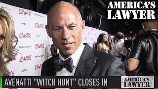 Avenatti Claims Lawsuit A Witch Hunt After Stealing From Clients