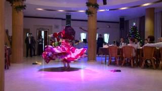 Цыганский танец (блок из 3х танцев) от шоу-балета ПАНТЕРА, Иркутск