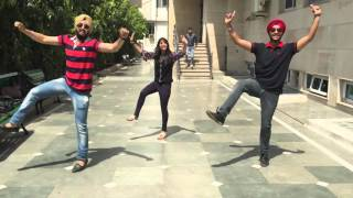 Ju Think - Ambarsariya | Bhangra Steps | Diljit Dosanjh | Latest Punjabi Movie Song 2016