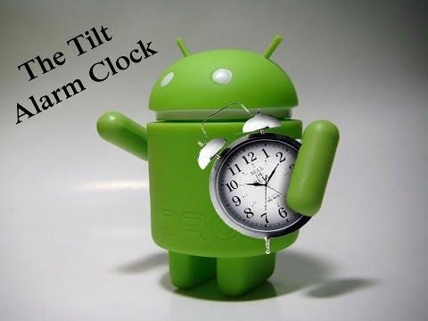 Полезные приложения для Android #8 - The Tilt Alarm Clock