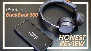 Plantronics BackBeat 500 hands-on + After 6 Months HONEST REVIEW