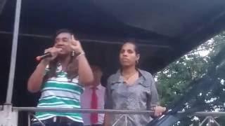 a Deputada tia Eron apoia a candidata a vereadora Naiane souza  10.123 de Itaparica