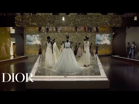 An intimate look at 'Christian Dior: Designer of Dreams' in Shanghai