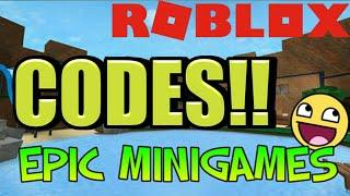 CODE POUR LES MINI-JEUX!! | Roblox
