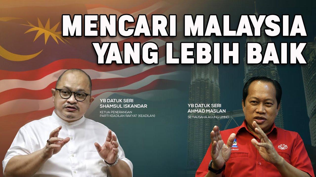 Mencari Malaysia Yang Lebih Baik