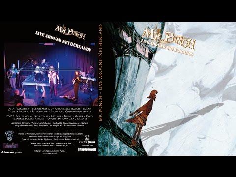 Mr.Punch Live around Netherlands (Marillion Tribute) - Part I