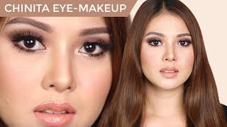 Step-By-Step Chinita Eye Makeup Tutorial (Oriental Eye Makeup Tutorial) by Albert Kurniawan