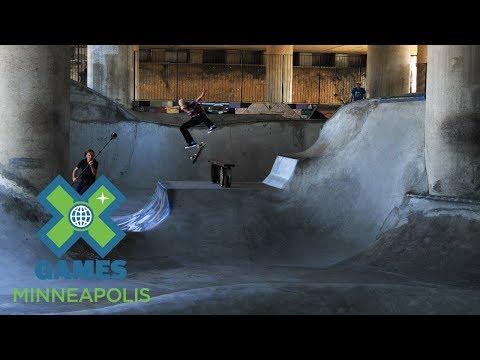 Virtual Reality: Skate Street AMs | X Games Minneapolis 2017