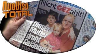 Trotz Versprechen keiner Haftbefehle: Alleinerziehende GEZ-Verweigerin mit Knast bedroht