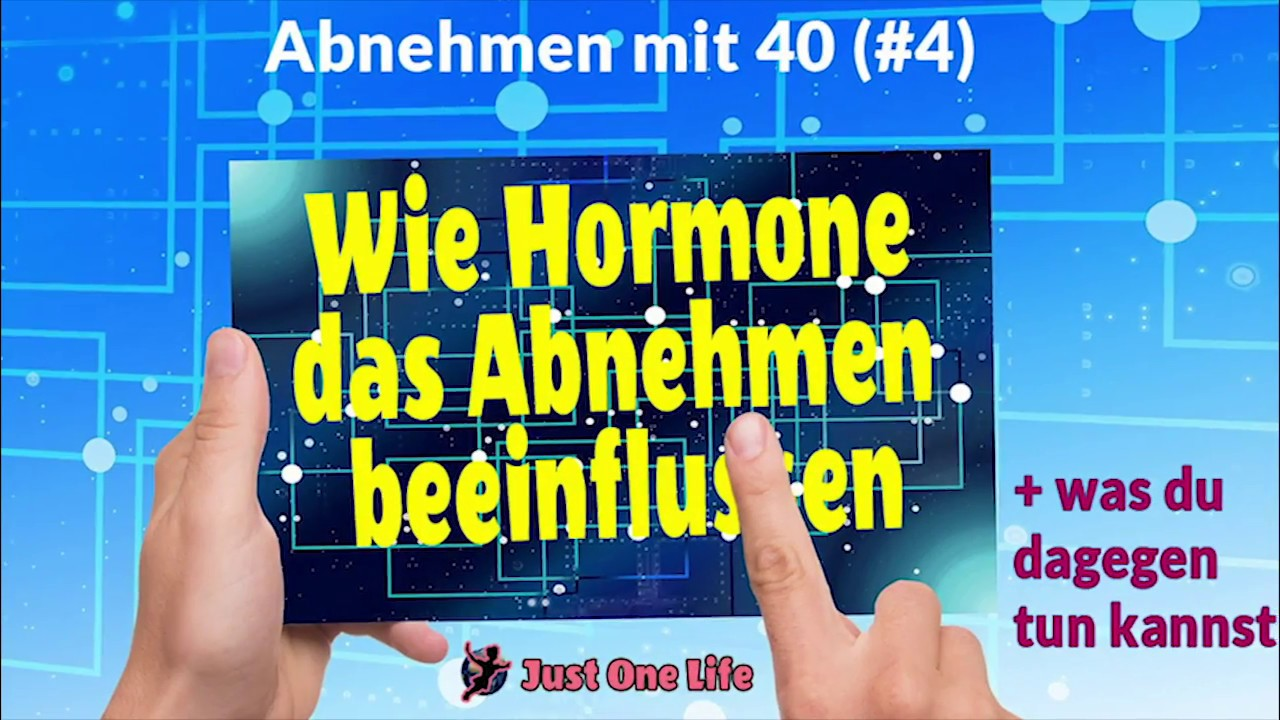 Hormonelles Ungleichgewicht aufgrund des Gewichtsverlusts bei Stress
