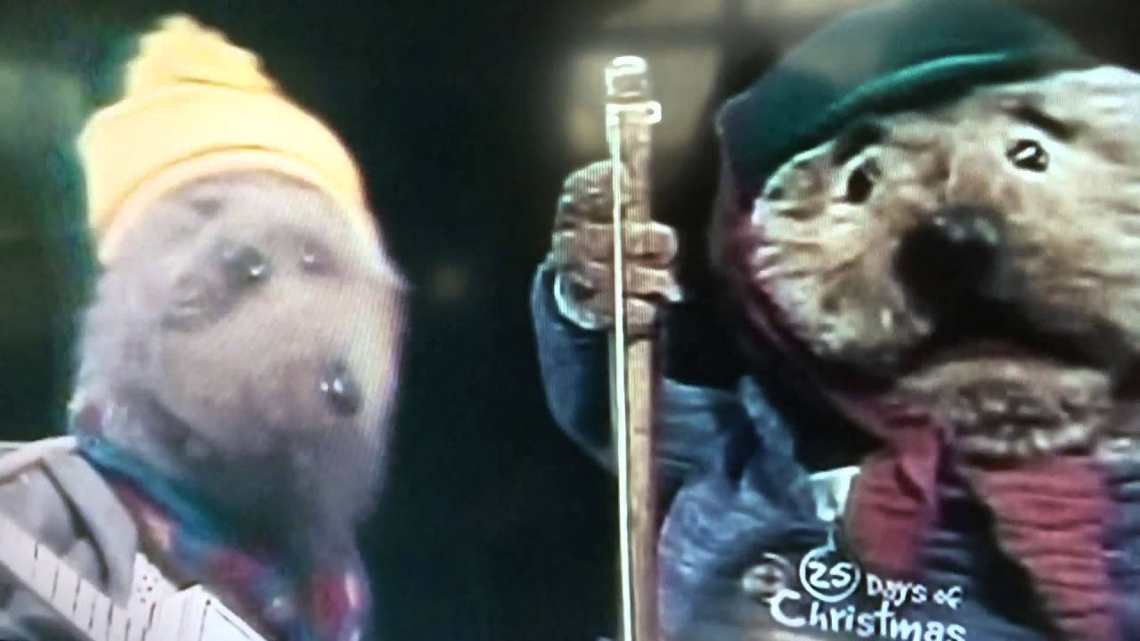 Emmet otter's jug band Christmas brothers song - YouTube