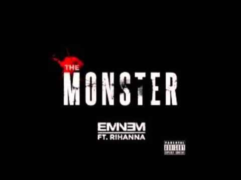Eminem Rihanna The Monster [free mp3]