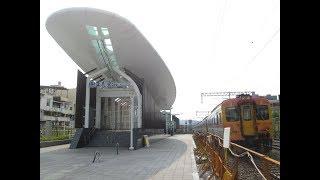 southnews_台鐵高雄市區地下捷運化車站(搶先看)_2018.09.23