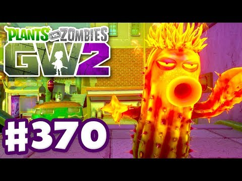 Long Distance Relationship! - Plants vs. Zombies: Garden Warfare 2 - Gameplay Part 370 (PC)